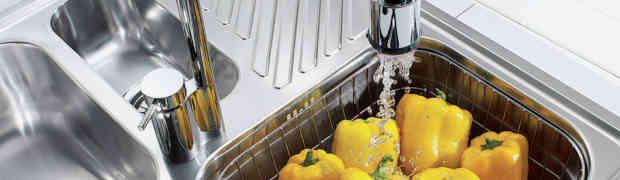 Arredamento in cucina: la scelta del lavello
