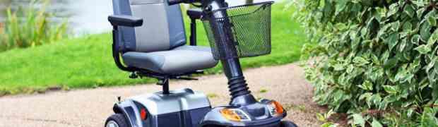 Scooter per disabili, risorse con l'obiettivo indipendenza!