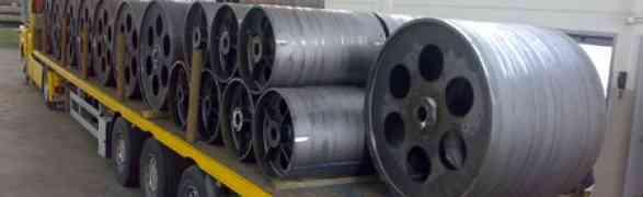 La carpenteria industriale pesante