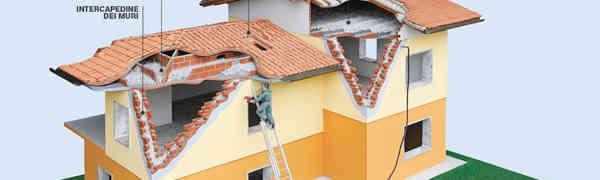 Isolamento tetti a falda: quali sono le tecniche?